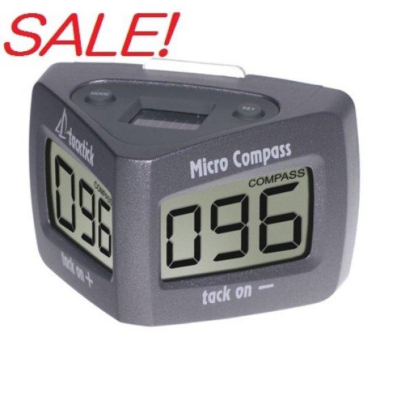画像1: デジタルコンパス「TackTickマイクロコンパス」メーカー1年保証付き!(購入ポイント3%!) (1)