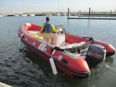 画像2: インフレータブルボート  BCR580Rib