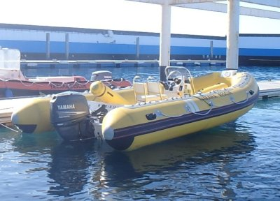 画像3: インフレータブルボート  BCR580Rib