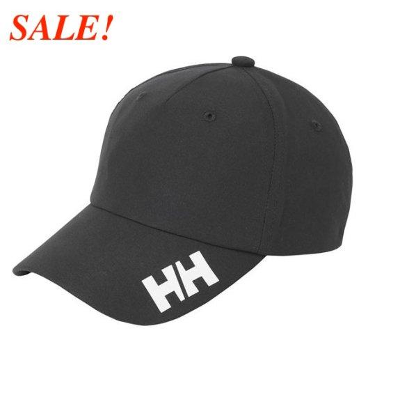 画像1: HH クルーキャップ black (1)